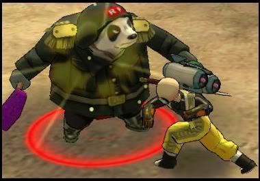 Dragon Ball Online-La trama Panda67