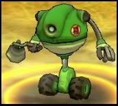 Dragon Ball Online-La trama Robot57