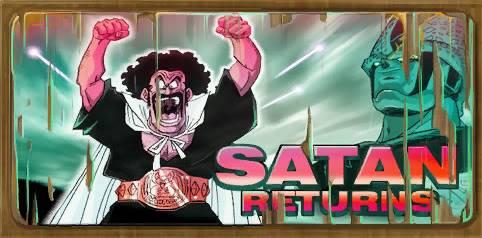 Dragon Ball Online-La trama Satan-1