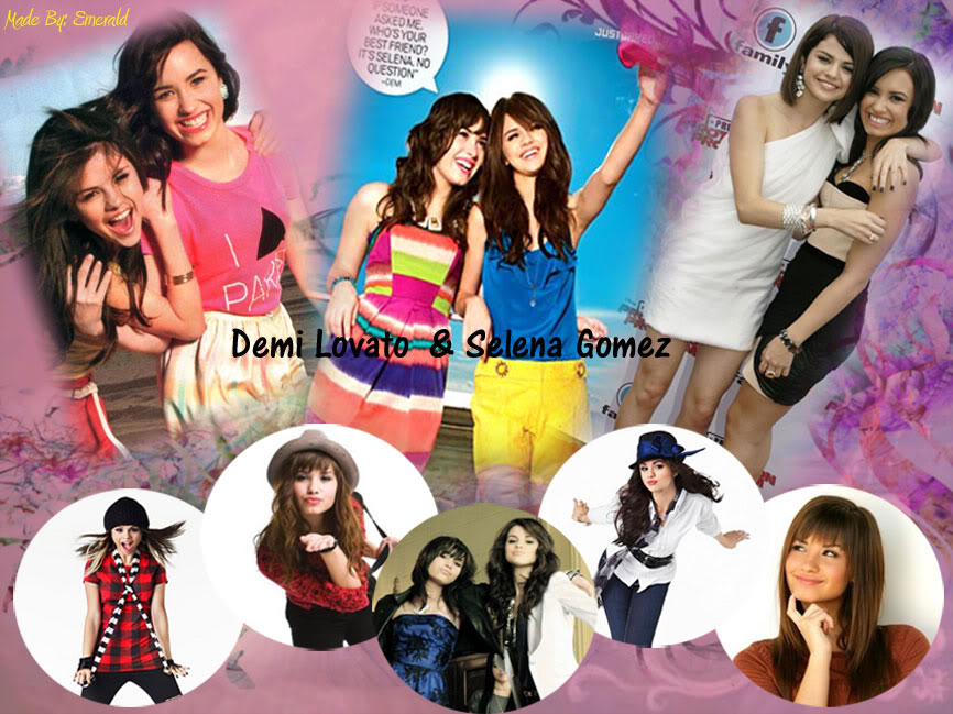 Haru Uta (Vietsub, Kara)Detective Conan Movie 16 Ed Theme Song Demi-Lovato-and-Selena-Gomez-BG-2