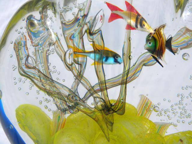 SIGNATURE ID HELP - Stunning 12lb Murano Aquarium Sculpture MuranoAQcloseAngelfish0006_zpsca247bb7
