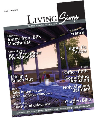 Finds Sims 3 domingo 11/07/10 17_LivingSims_cover_small