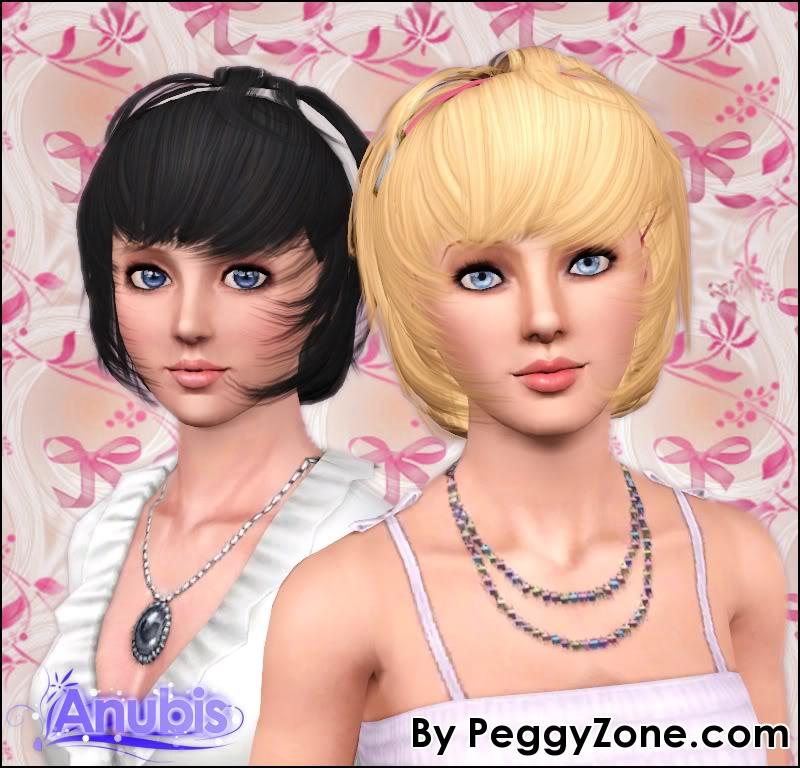 Finds Sims 3 domingo 29 Agosto 2010 Peggyexchangehair00901