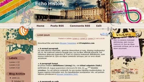 Cómo empezó? Echo-History