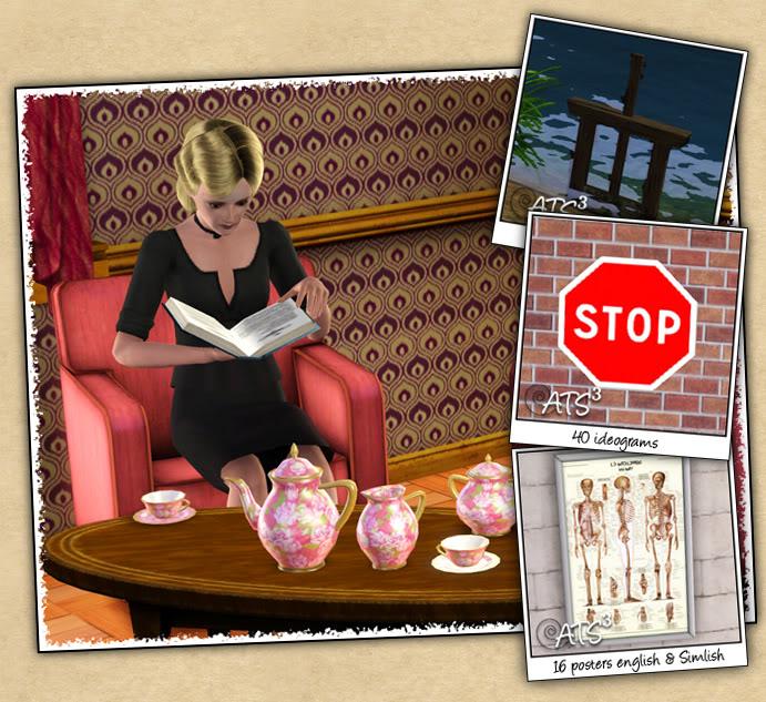 Finds Sims 3 domingo 1 Agosto 2010 Prevue_objects