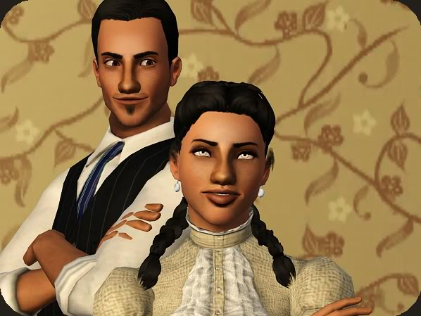 :: FINDS SIMS 3: JUNIO - 2010 :: CianoSibsHeads