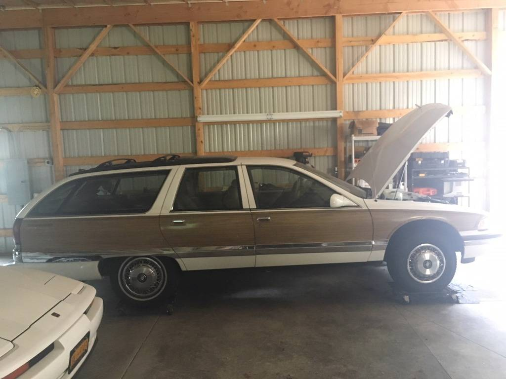 1996 Buick Roadmaster LT1 355 Project - Need Some Help/Advice! IMG_1685_zps9a6llixc