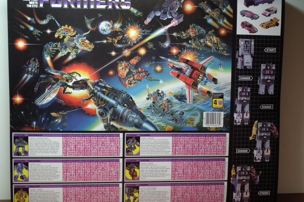 Collection de Braveheart: Venez voir mon musé personnel de Transformers - Page 6 DSCF3555