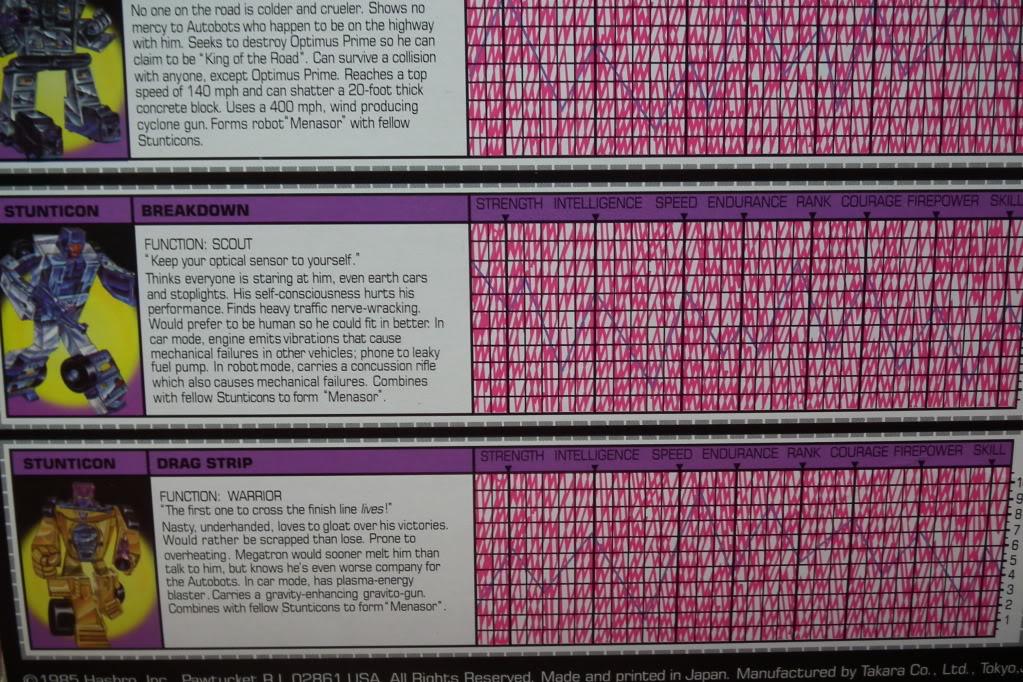 Collection de Braveheart: Venez voir mon musé personnel de Transformers - Page 6 DSCF3568