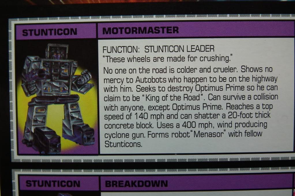 Collection de Braveheart: Venez voir mon musé personnel de Transformers - Page 6 DSCF3569