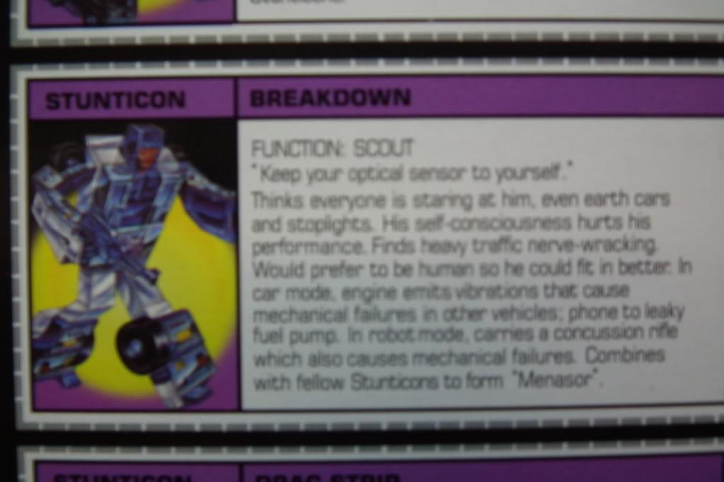 Collection de Braveheart: Venez voir mon musé personnel de Transformers - Page 6 DSCF3570