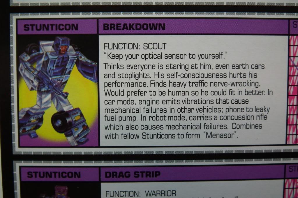 Collection de Braveheart: Venez voir mon musé personnel de Transformers - Page 6 DSCF3571