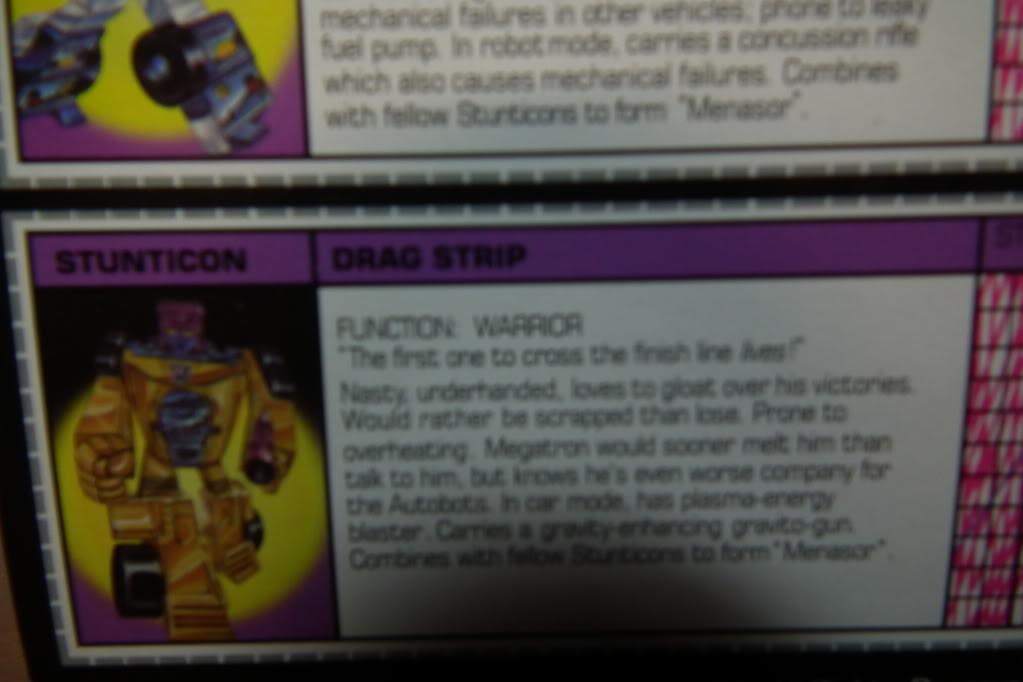 Collection de Braveheart: Venez voir mon musé personnel de Transformers - Page 6 DSCF3573