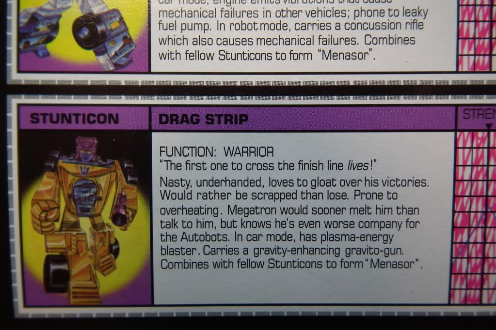 Collection de Braveheart: Venez voir mon musé personnel de Transformers - Page 6 DSCF3574