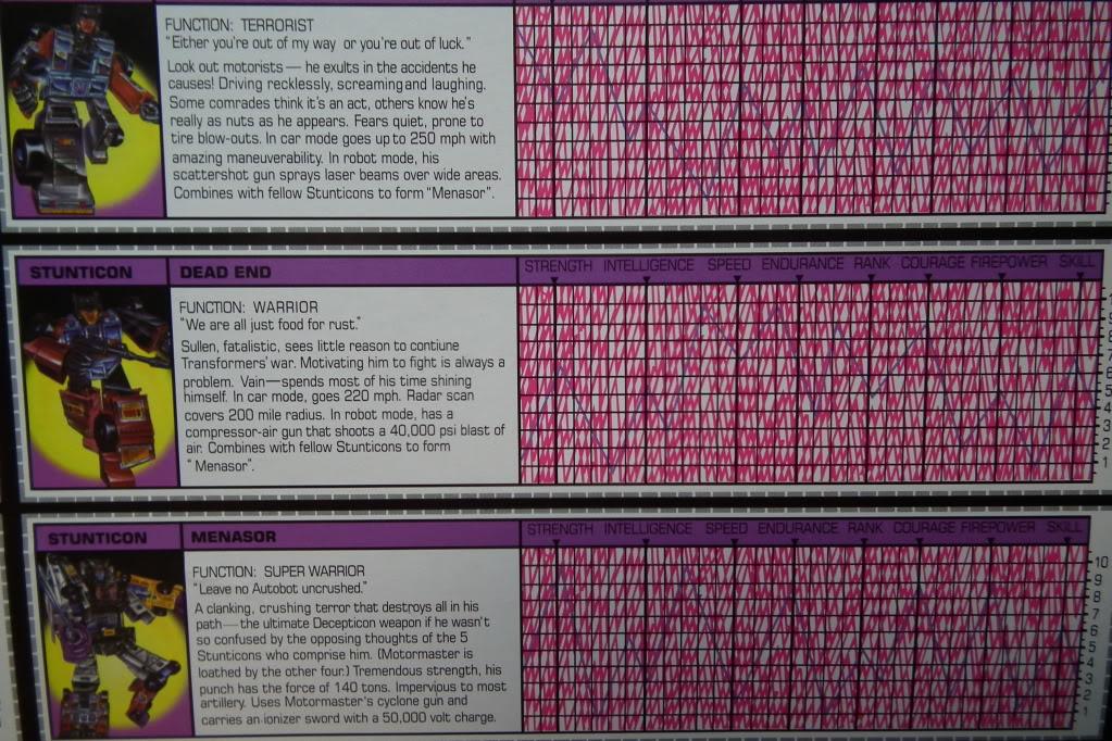 Collection de Braveheart: Venez voir mon musé personnel de Transformers - Page 6 DSCF3575