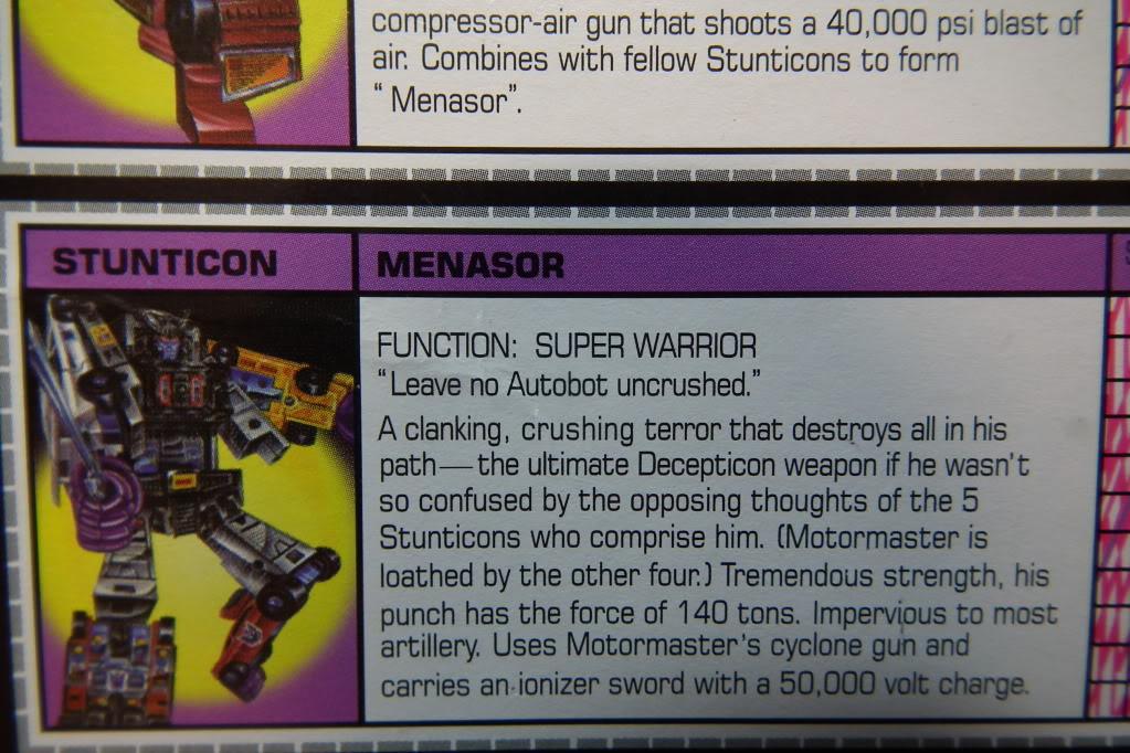 Collection de Braveheart: Venez voir mon musé personnel de Transformers - Page 6 DSCF3576