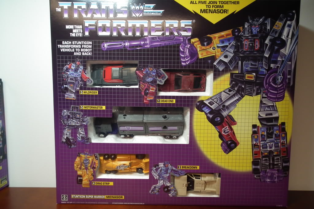 Collection de Braveheart: Venez voir mon musé personnel de Transformers - Page 6 DSCF3579