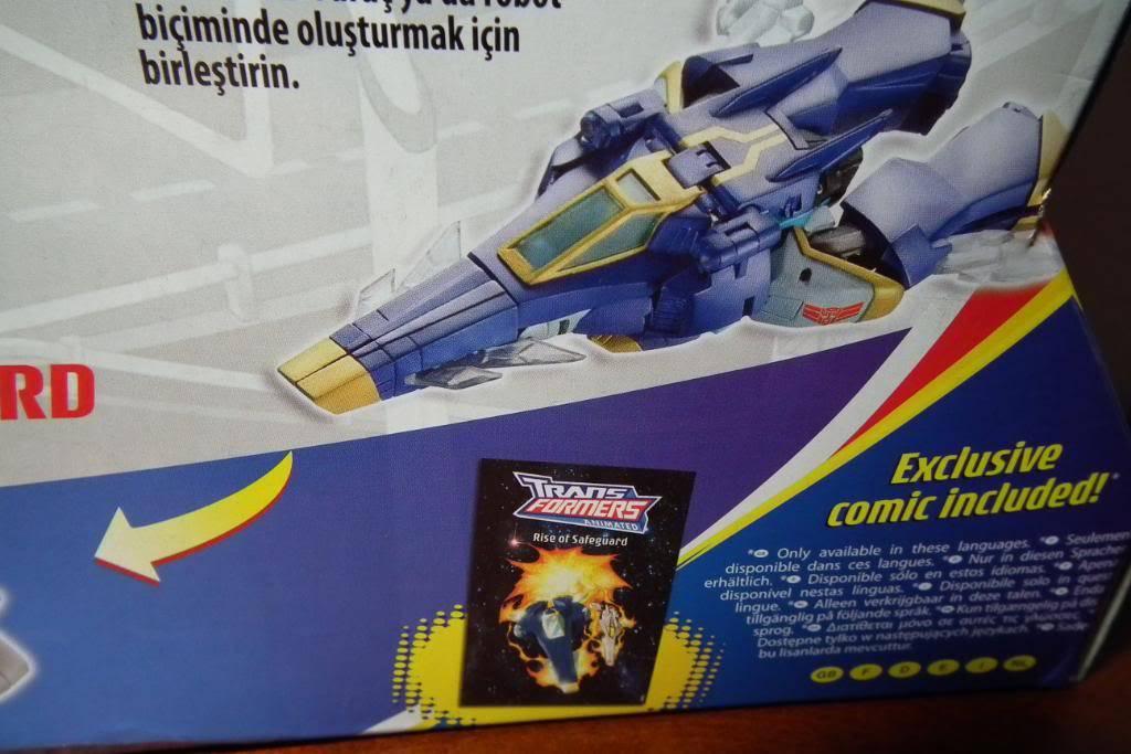 Collection de Braveheart: Venez voir mon musé personnel de Transformers - Page 5 DSCF1579