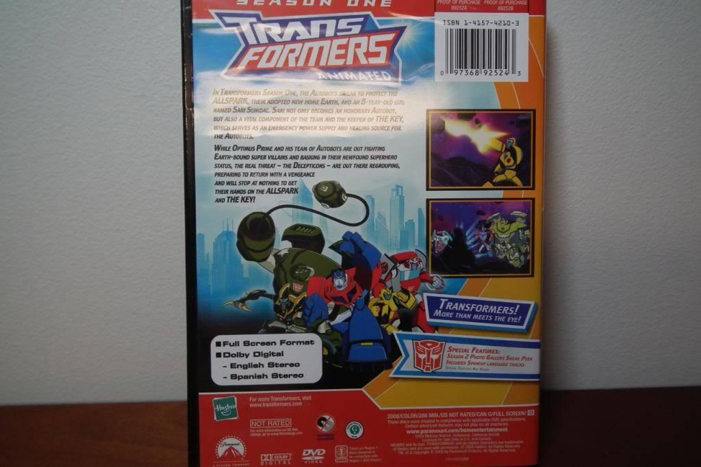 Collection de Braveheart: Venez voir mon musé personnel de Transformers - Page 5 DSCF2449