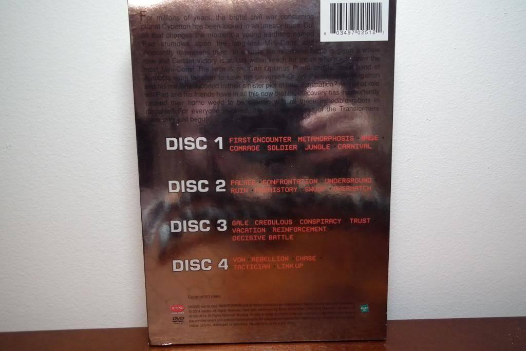 Collection de Braveheart: Venez voir mon musé personnel de Transformers - Page 4 DSCF2943