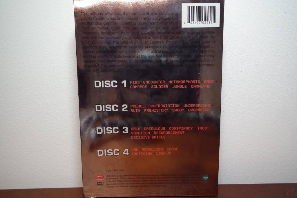Collection de Braveheart: Venez voir mon musé personnel de Transformers - Page 4 DSCF2944