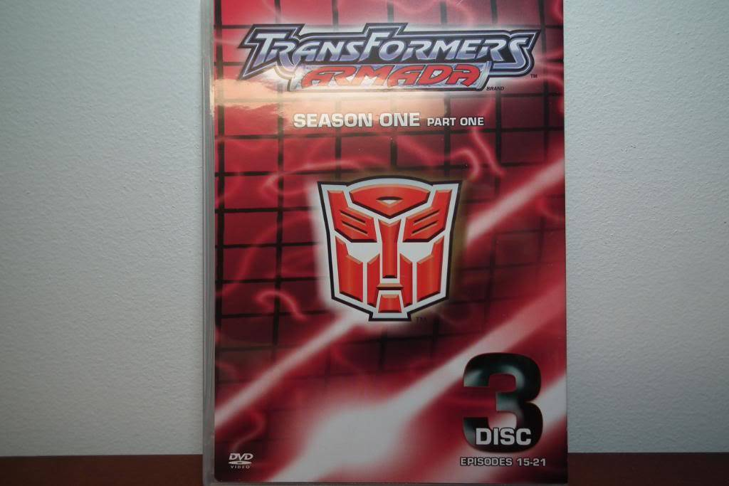 Collection de Braveheart: Venez voir mon musé personnel de Transformers - Page 4 DSCF2949