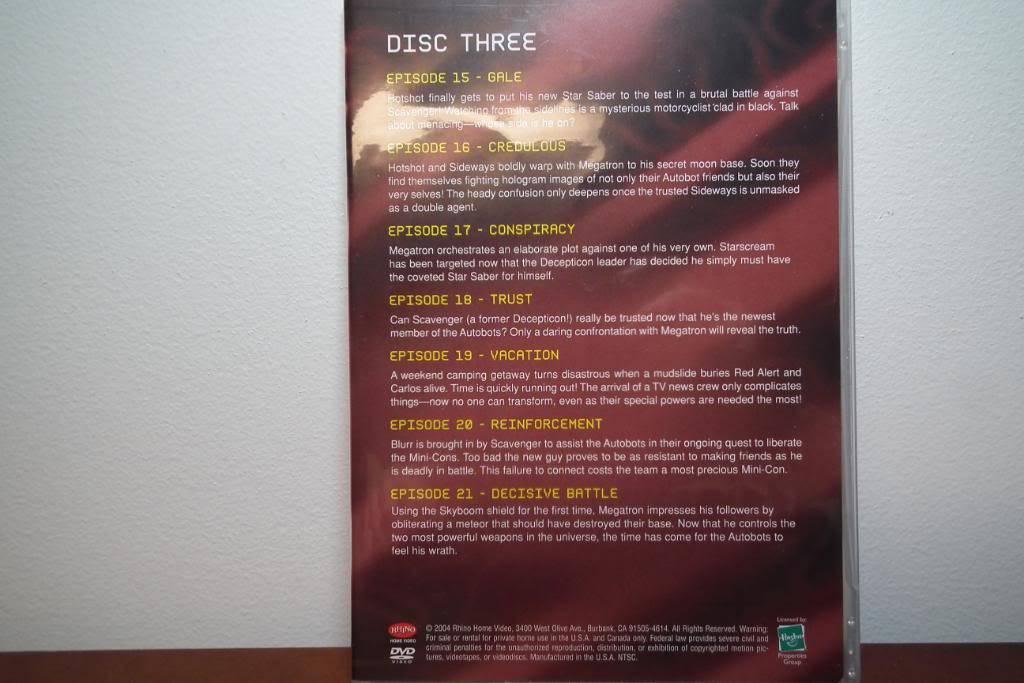 Collection de Braveheart: Venez voir mon musé personnel de Transformers - Page 4 DSCF2950