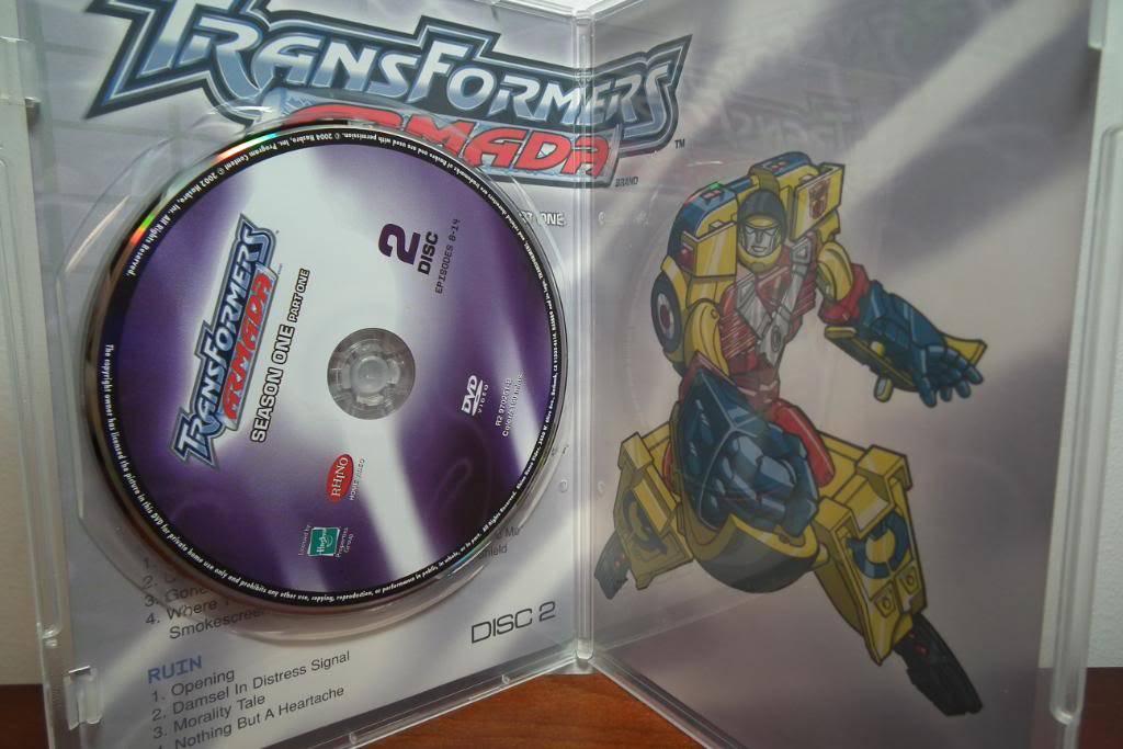Collection de Braveheart: Venez voir mon musé personnel de Transformers - Page 4 DSCF2954