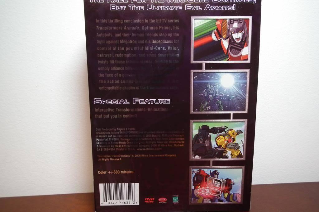 Collection de Braveheart: Venez voir mon musé personnel de Transformers - Page 4 DSCF2958