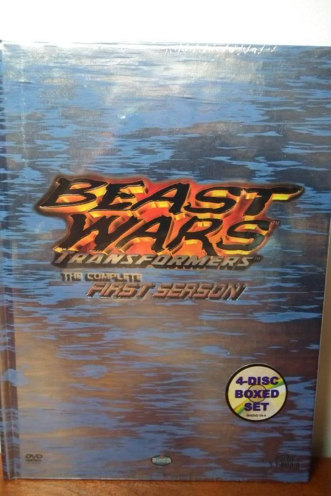Collection de Braveheart: Venez voir mon musé personnel de Transformers - Page 4 DSCF2426