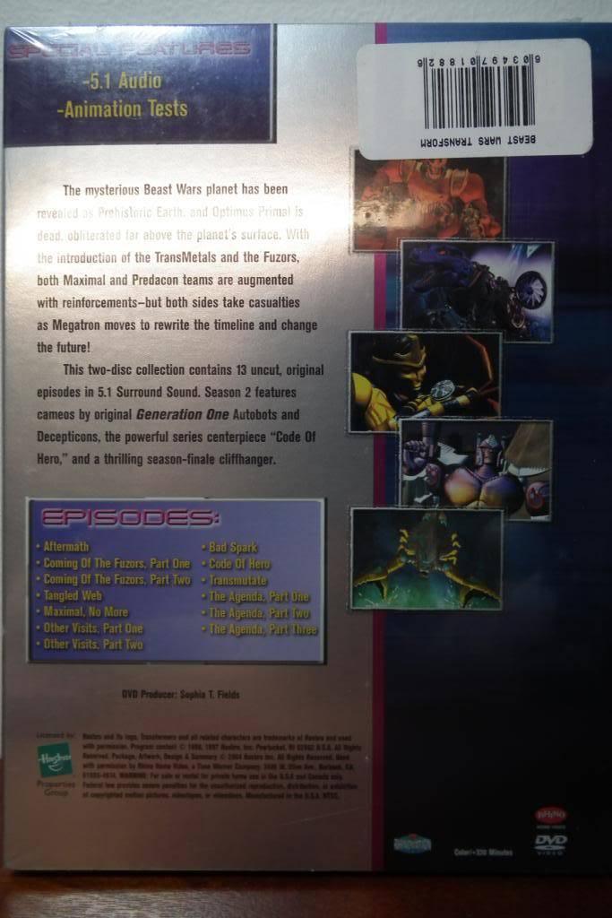 Collection de Braveheart: Venez voir mon musé personnel de Transformers - Page 4 DSCF2429