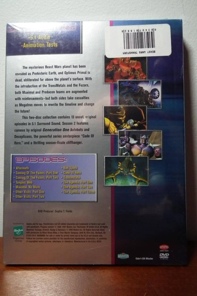 Collection de Braveheart: Venez voir mon musé personnel de Transformers - Page 4 DSCF2430