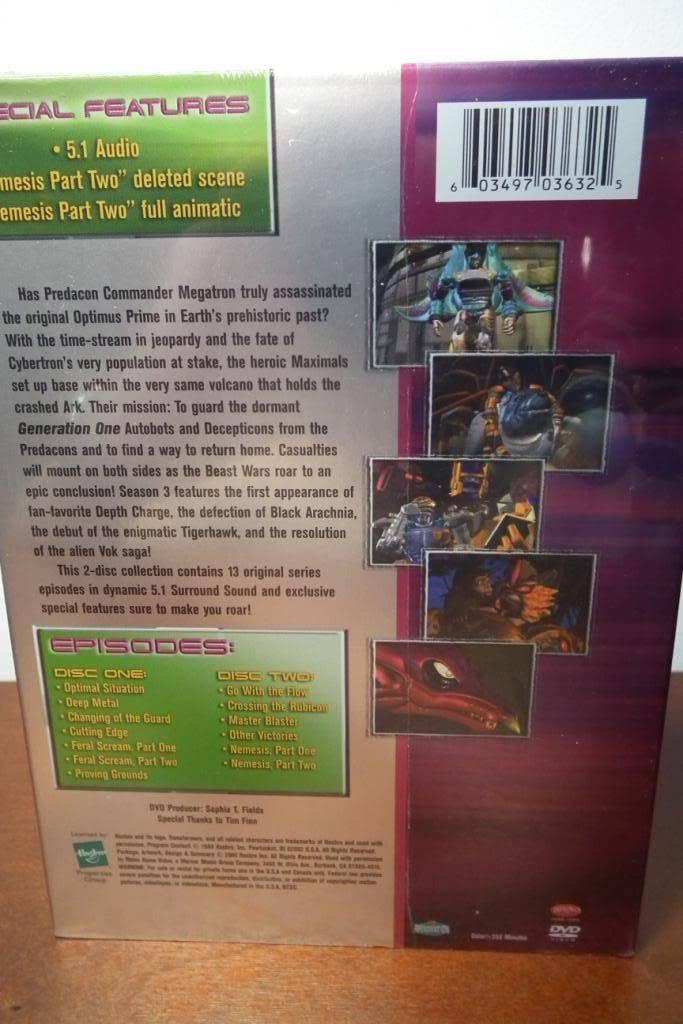 Collection de Braveheart: Venez voir mon musé personnel de Transformers - Page 4 DSCF2432