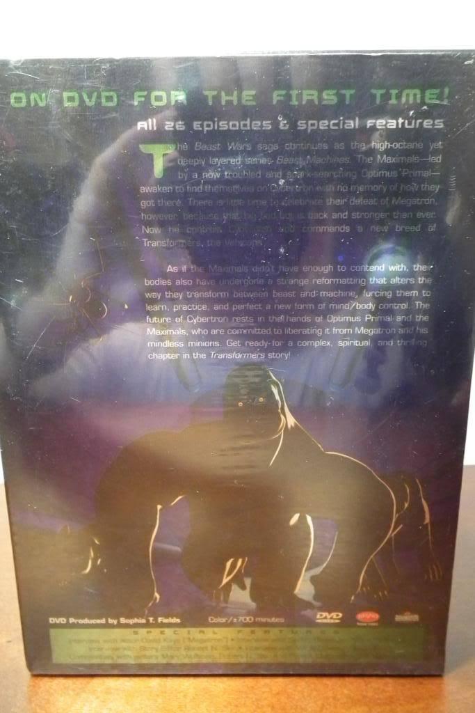 Collection de Braveheart: Venez voir mon musé personnel de Transformers - Page 4 DSCF2434