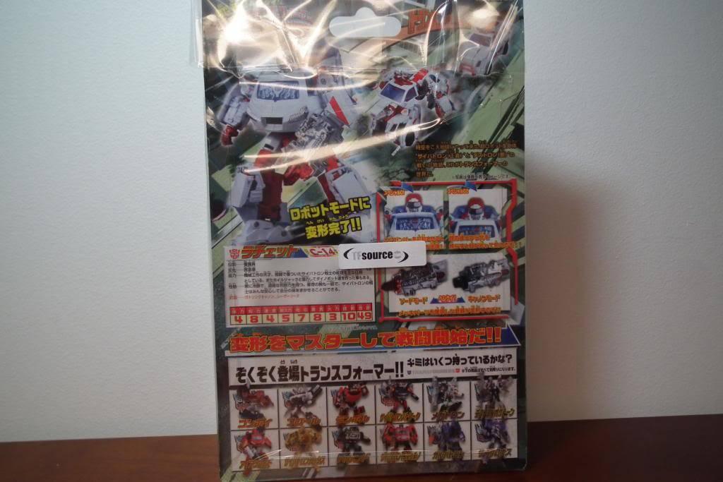 Collection de Braveheart: Venez voir mon musé personnel de Transformers - Page 2 DSCF2390