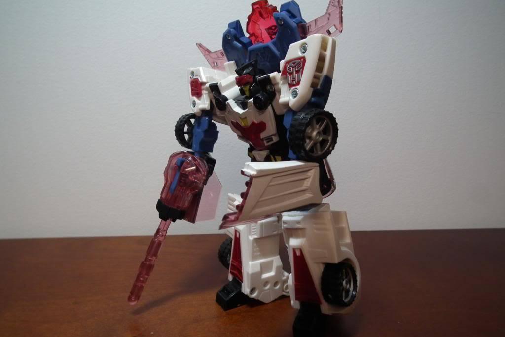 Collection de Braveheart: Venez voir mon musé personnel de Transformers - Page 4 DSCF2316