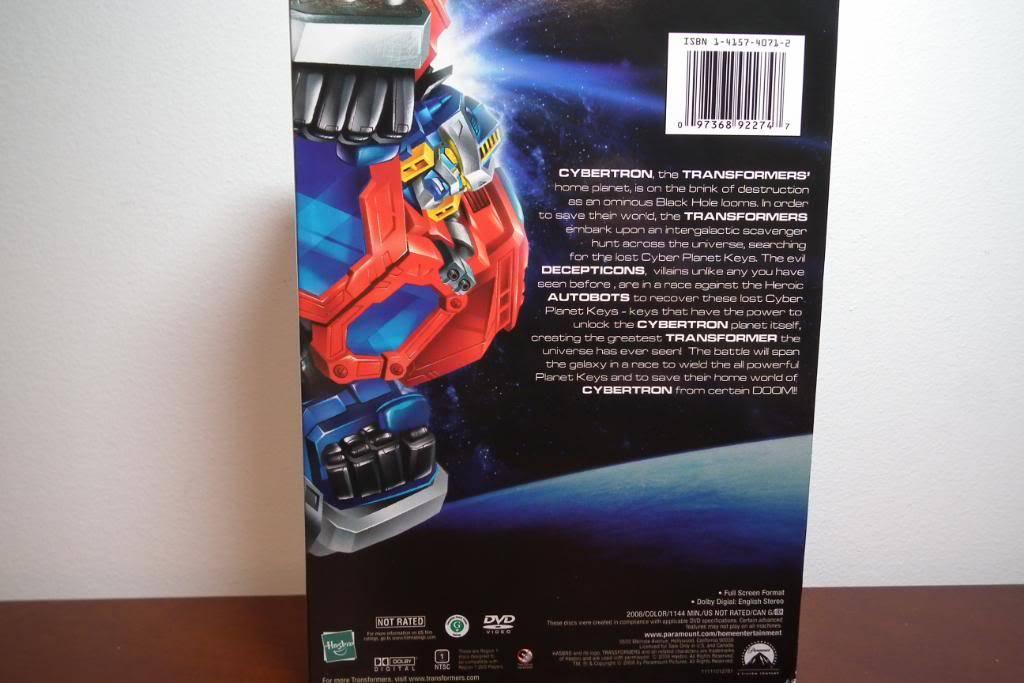 Collection de Braveheart: Venez voir mon musé personnel de Transformers - Page 4 DSCF2979