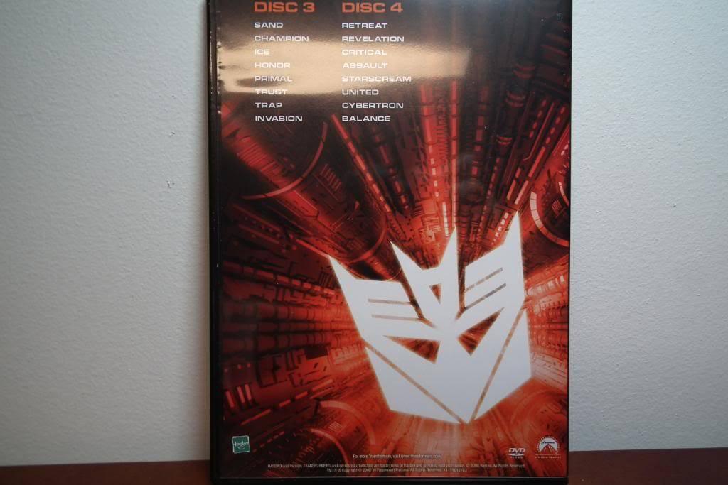 Collection de Braveheart: Venez voir mon musé personnel de Transformers - Page 4 DSCF2981