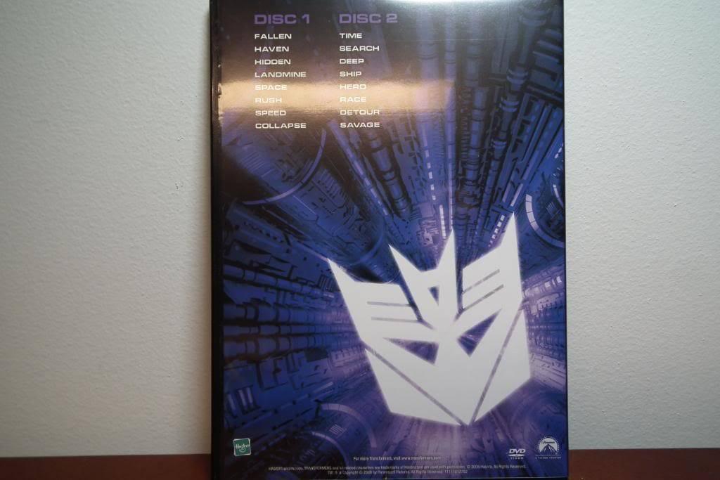 Collection de Braveheart: Venez voir mon musé personnel de Transformers - Page 4 DSCF2989