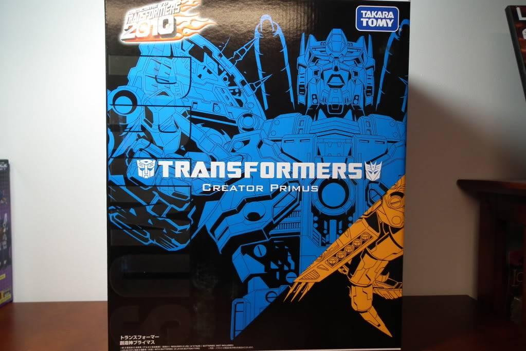 Collection de Braveheart: Venez voir mon musé personnel de Transformers - Page 7 DSCF3941