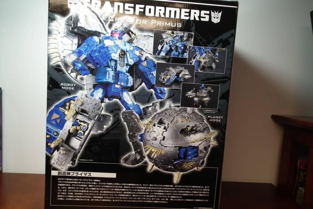 Collection de Braveheart: Venez voir mon musé personnel de Transformers - Page 7 DSCF3945