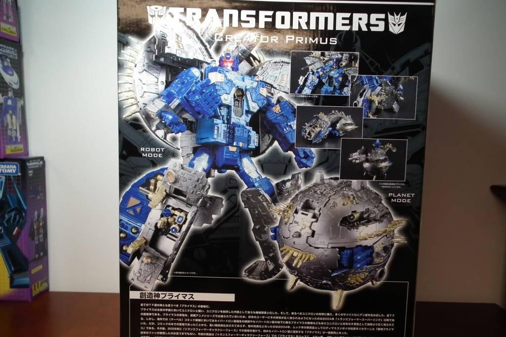 Collection de Braveheart: Venez voir mon musé personnel de Transformers - Page 7 DSCF3946