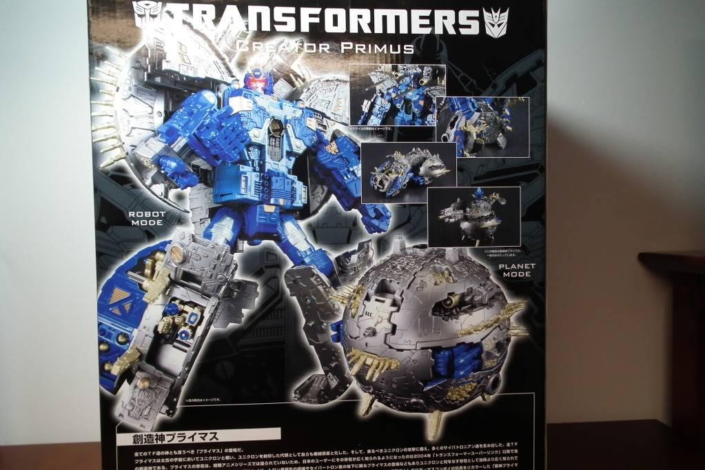 Collection de Braveheart: Venez voir mon musé personnel de Transformers - Page 7 DSCF3947