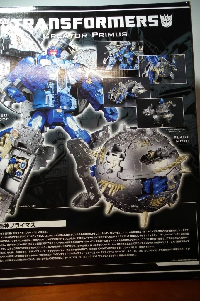 Collection de Braveheart: Venez voir mon musé personnel de Transformers - Page 7 DSCF3948