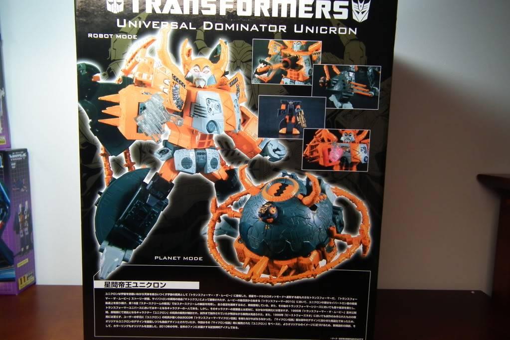 Collection de Braveheart: Venez voir mon musé personnel de Transformers - Page 6 DSCF3738