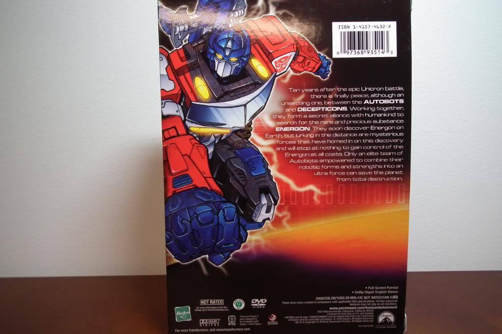 Collection de Braveheart: Venez voir mon musé personnel de Transformers - Page 4 DSCF2965