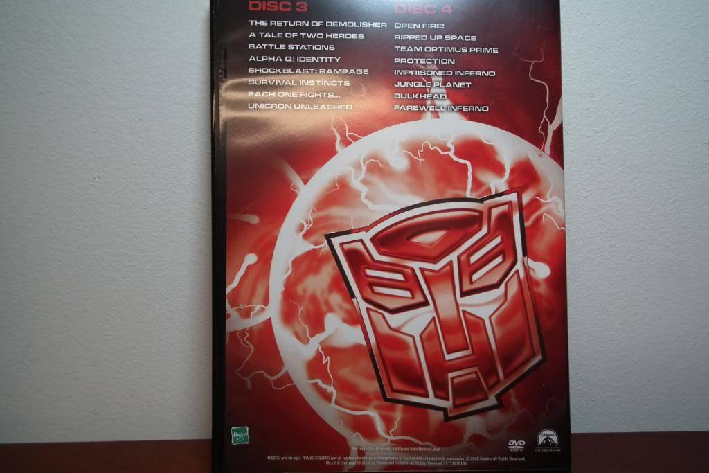 Collection de Braveheart: Venez voir mon musé personnel de Transformers - Page 4 DSCF2973