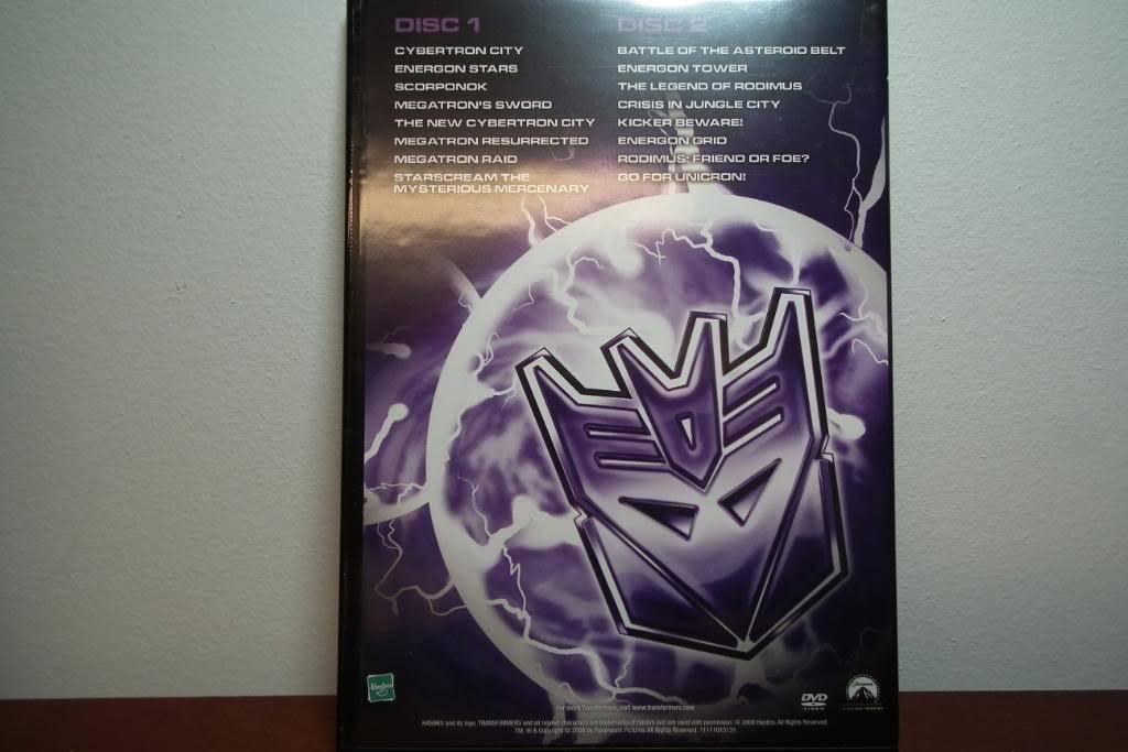 Collection de Braveheart: Venez voir mon musé personnel de Transformers - Page 4 DSCF2976