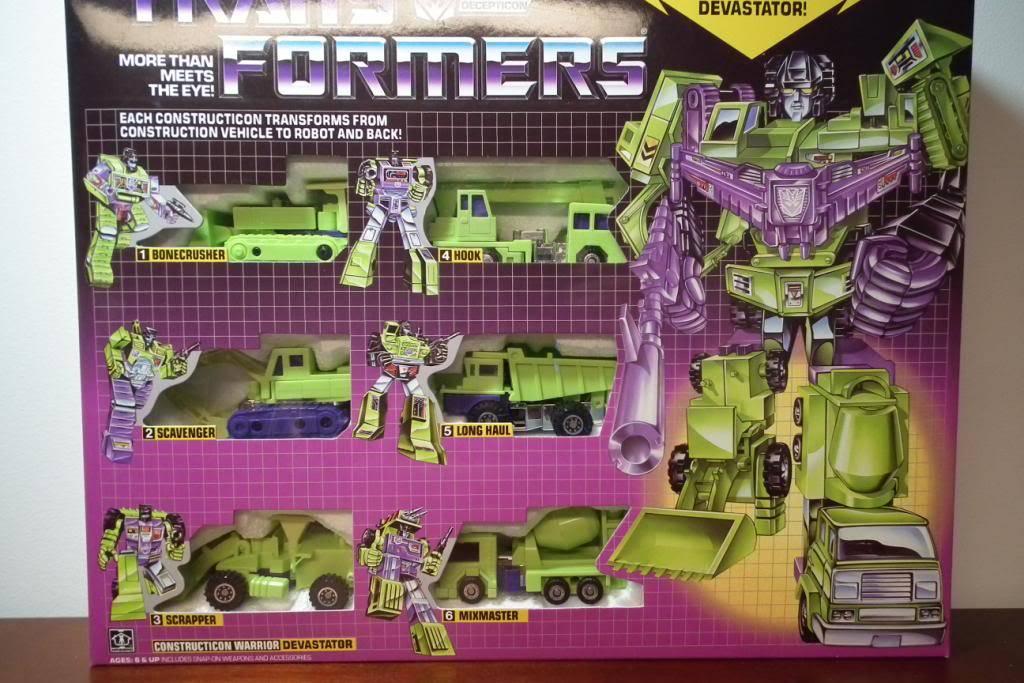 Collection de Braveheart: Venez voir mon musé personnel de Transformers - Page 4 DSCF2269
