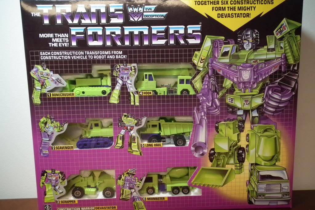 Collection de Braveheart: Venez voir mon musé personnel de Transformers - Page 4 DSCF2270